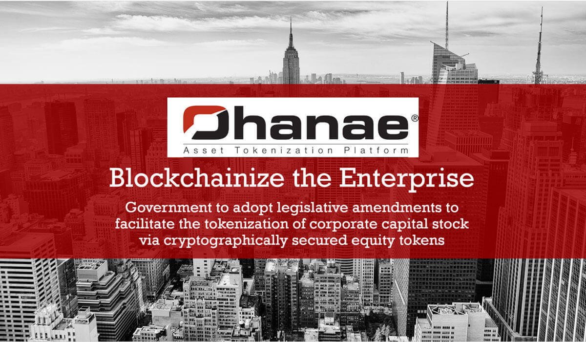 Blockchainize the Enterprise
