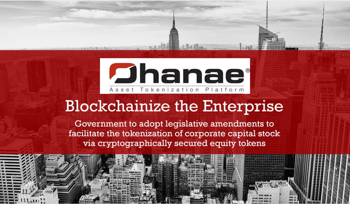 Blockchainize the Enterprise