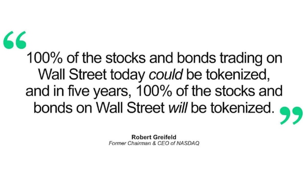 Asset Tokenization Platform to Disrupt Capital Market